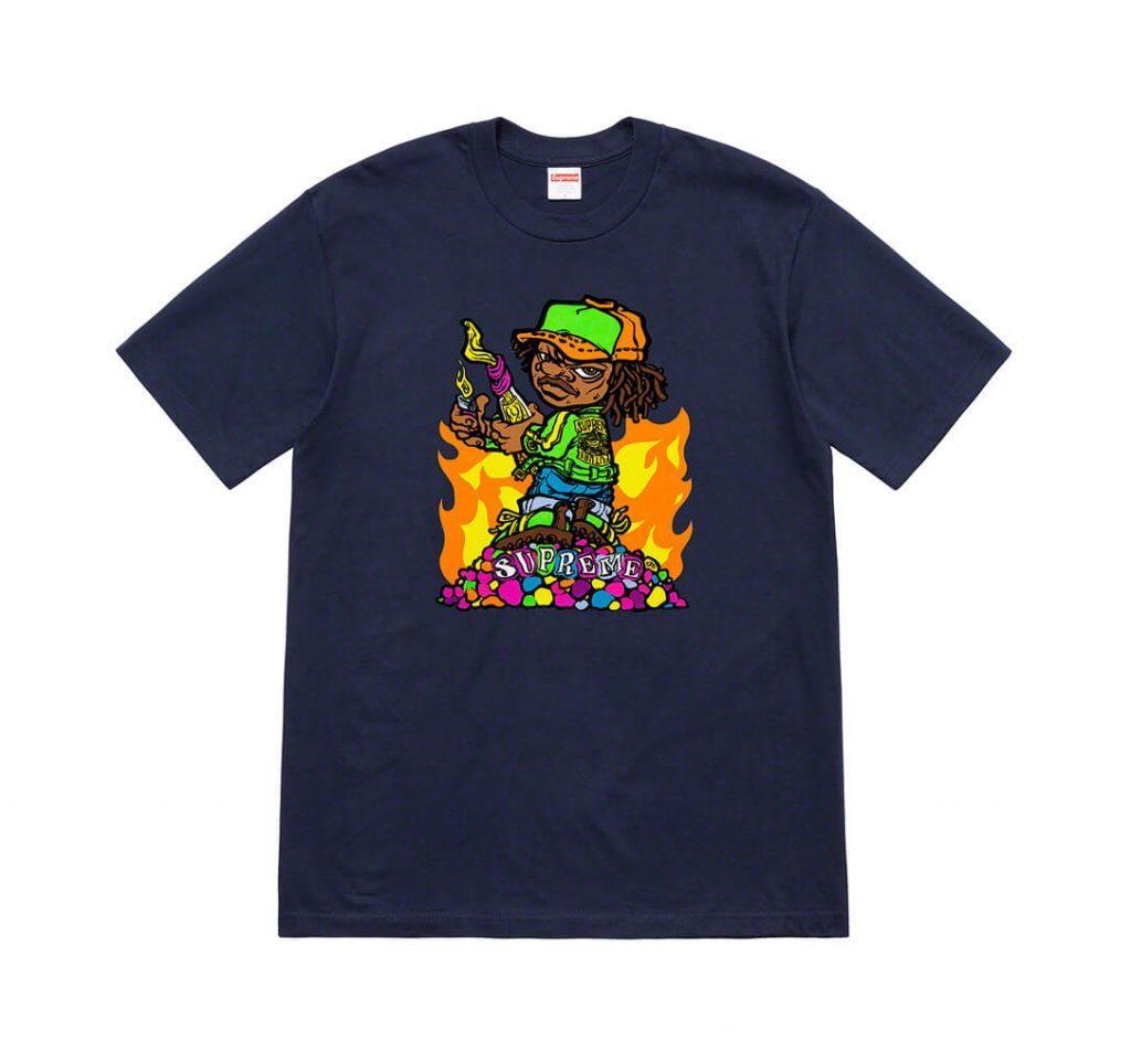 Supreme Droplist 4 aprile 2019: Arrivano le t-shirt fauve estive